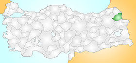 Kars Turkey Provinces locator.jpg