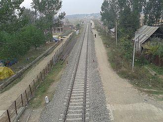 Jammu–Baramulla line - Near Anantnag