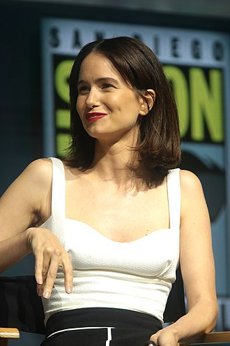 Katherine Waterston - Waterston at the 2018 San Diego Comic-Con