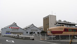 Kawasaki Heavy Industries Rolling Stock Company Japanese rolling stock manufacturer