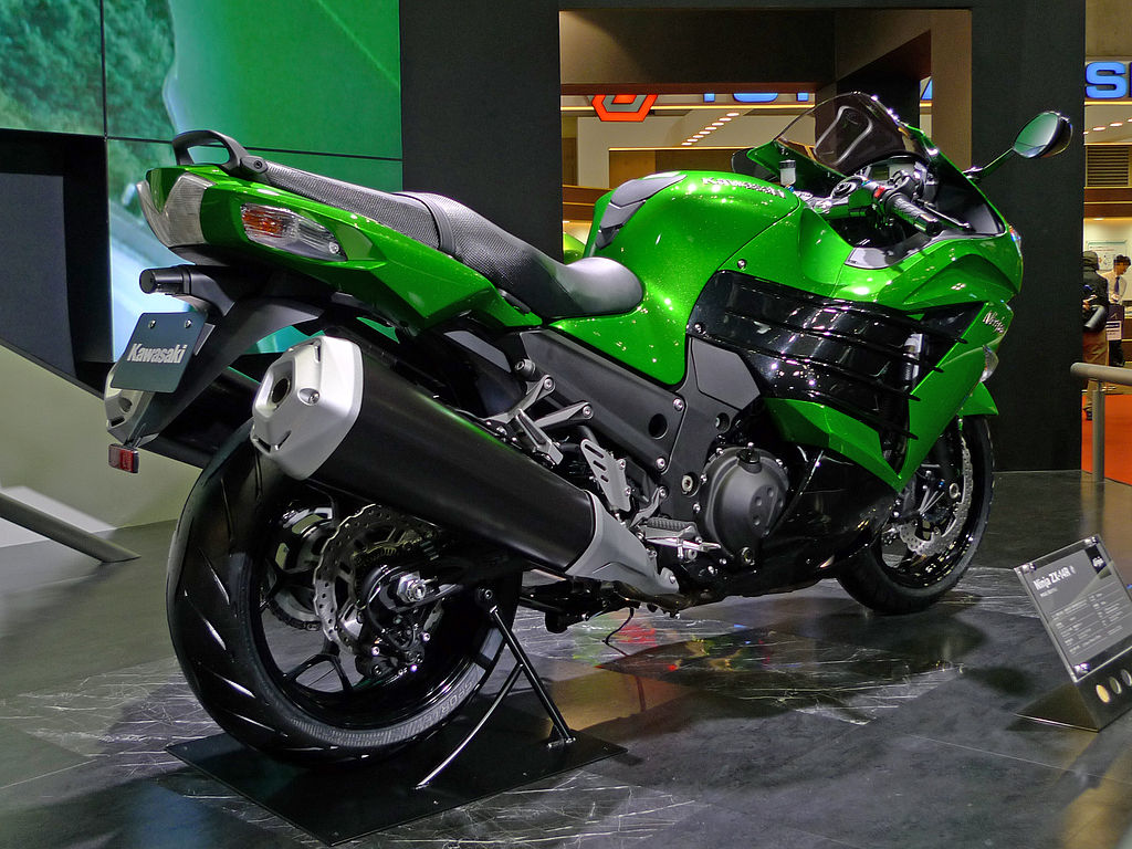 Kawasaki Ninja Special Edition Black