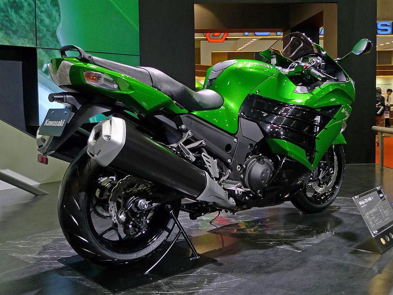 File:Kawasaki Ninja ZX-14R right-rear 2011 Tokyo Motor Show.jpg