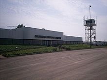 Columbus Municipal Airport Indiana Wikipedia - Airports in indiana