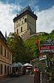 Keep of Karlštejn Castle, Czech Republic.jpg