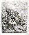 Keizer Hendrik II de Heilige te paard in een veldslag (Th Schaepkens, 1835).jpg