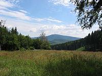 Kékes Peak in Mátra Mountains