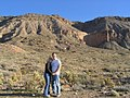 Ken and Alicia, Hurricane Cliffs, Utah-Arizona Border (71862638).jpg