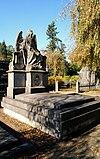 Begraafplaats Elisabethstraat: grafmonument van J.A.F. Lips