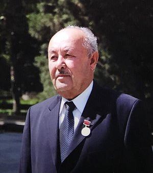 Izatullo Khayoyev - Image: Khayoev Izzatullo