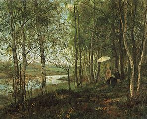 Landskap, Cernay-la-ville
