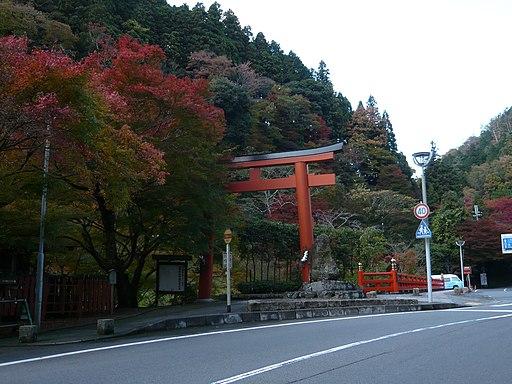 Kifune-jinja ichi-no-torii