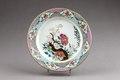 Kinesisk porslinstallrik från 1735-1795 - Hallwylska museet - 95825.tif