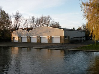 Selwyn College Boat Club - Selwyn College Old Boathouse