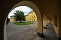 Klagenfurt Harbach Kloster Diakonie Innenhof 0206209 38.jpg