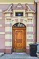 Klagenfurt Viktringer Ring 11 Geburtshaus von Herbert Boeckl Portal 14082016 4176.jpg