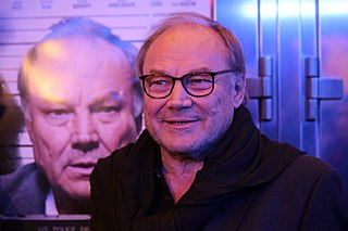 Klaus Maria Brandauer Austrian actor and director