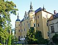 Kliczków, zamek (Klitschdorf-Schloss1).jpg