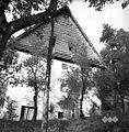 Kmet. hiša, opaž iz slame, Zakraj 1954.jpg