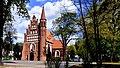 Kościół Garnizonowy pw. NMP Królowej Pokoju, Bernardyńska, Bydgoszcz, Babia Wieś - panoramio.jpg