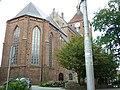 Kościół Mariacki z xiv wieku Sanktuarium Matki Bożej Fatimskiej Matki Jedności - panoramio.jpg