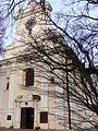 Kościół klasztorny reformatów, ob. par. pw. św. Mikołaja, 2 poł. XVIII Łabiszyn 6.JPG