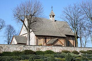 Boguszyce, Rawa County Village in Łódź, Poland