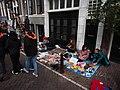 Koningsdag in Amsterdam, Bloemgracht foto 4.JPG
