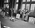 Koningspaar van Thailand bezoekt het Vredespaleis, Bestanddeelnr 911-7163.jpg