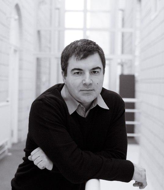 Konstantin Novoselov portrait