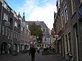 Koorstraat Grote-of-Sint-Laurenskerk Alkmaar Nederland.JPG