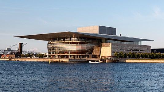 Opera House, Copenhagen, Denmark