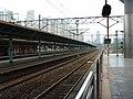 Korail Gyeongbu Line Yeongdeungpo Station Platform.jpg
