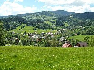 Korbielów - Image: Korbielów