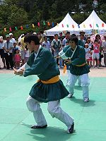Korean martial art-Taekkyeon-01.jpg