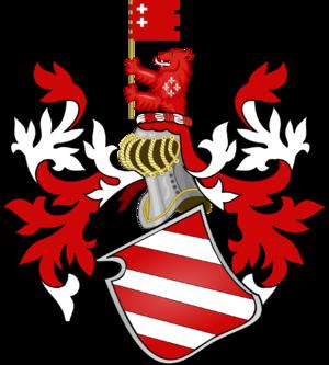 Duchy of Saint Sava - Image: Kosačegrb