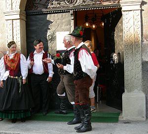 Upper Carniola - Upper Carniolan folk costumes