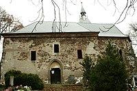 Kostel Všech svatých (Čichalov) vnější pohled.JPG