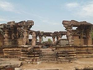 Kota Gullu - Image: Kota Gullu Temples 05