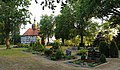 Krausnick Friedhof Kirchhof Dorfkirche 01.JPG