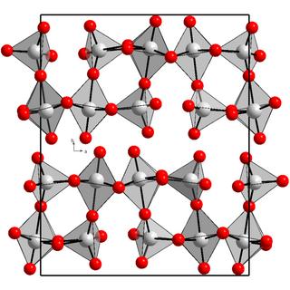 Rhenium(VII) oxide chemical compound