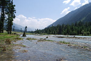 Panjkora River - Panjkora River Upper Dir, Kumrat valley