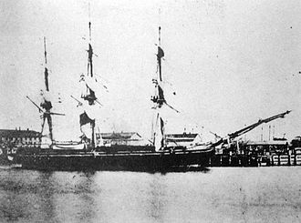 USS Saratoga (1842) - USS Saratoga