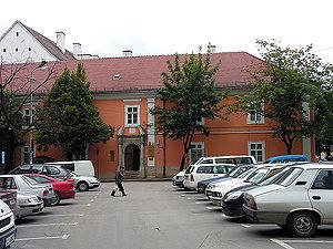 Jesuit Academy of Cluj - Convictus Nobilium
