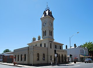 Kyneton Post Office