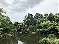 Kyoto Imperial Palace,Kyoto,Garden.jpg
