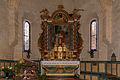 L'Hôpital Saint Blaise-Maître autel-20140101.jpg