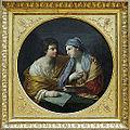 L'Union du dessin et de la couleur, Reni (Louvre INV 534) 01.jpg