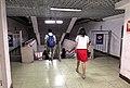 L2-L5 interchange stairs of Yonghegong Lama Temple Station (20180821133104).jpg