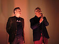 LA Animation Festival - Miles Flanagan and John Andrews (6998589209).jpg