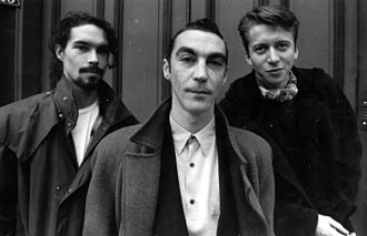 L'Affaire Louis' Trio - LAffaire Louis' Trio, Hubert Mounier, alias Cleet Boris, Vincent Mounier alias Karl Niagara and François Lebleu alias Bronco Junior, December 6, 1994